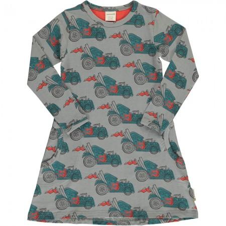 Maxomorra Hot Rod LS Dress