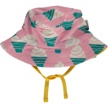 Maxomorra Ice Cream Cord Sun Hat