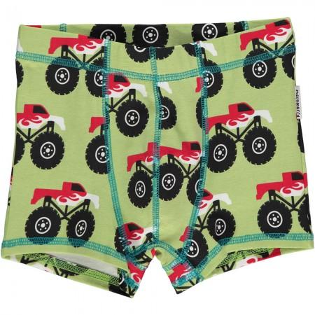 Maxomorra Monster Truck Boxer Shorts