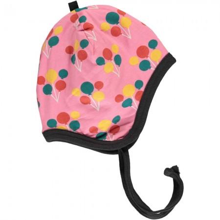 Maxomorra Party Balloon Velour Helmet Hat