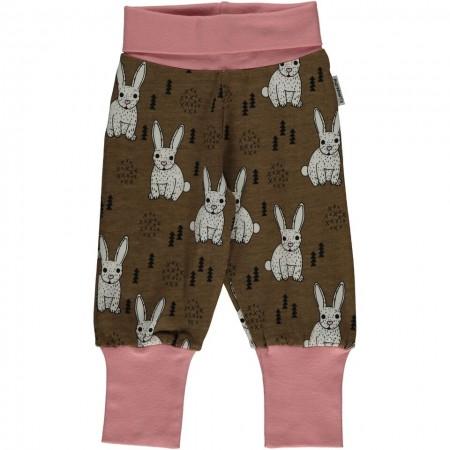 Maxomorra Rabbit Rib Pants