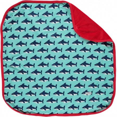 Maxomorra Shark Blanket