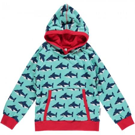 Maxomorra Shark Hoody