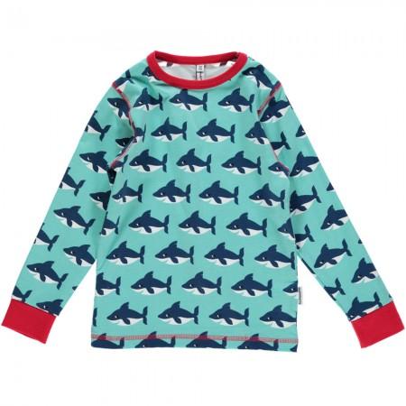 Maxomorra Shark LS Top