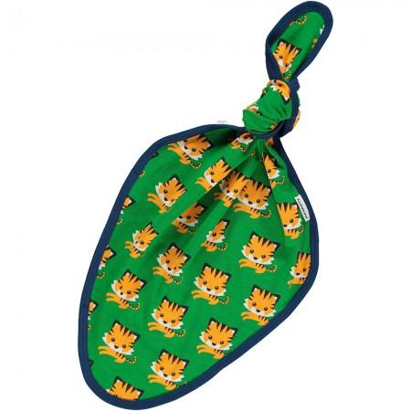 Maxomorra Tiger Knot Blanket