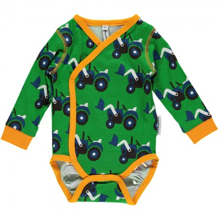 Maxomorra Tractor LS Wrap Body