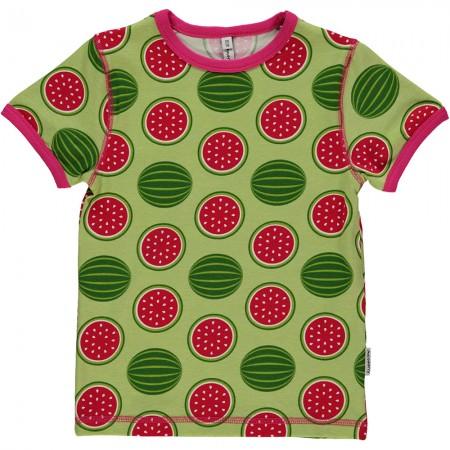 Maxomorra Watermelon SS Top