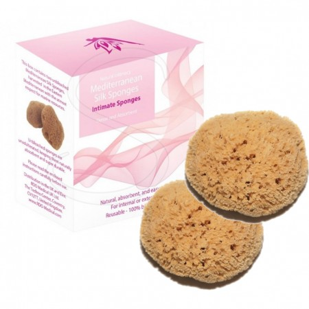 Natural Intimacy Menstrual Sea Sponges x2