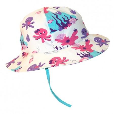 JNY Mermaid Cord Baby Sun Hat
