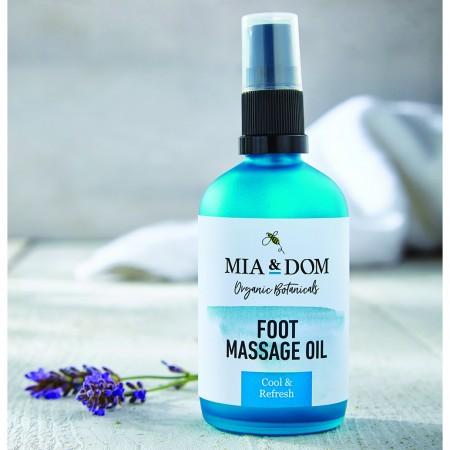 Mia & Dom Foot Massage Oil