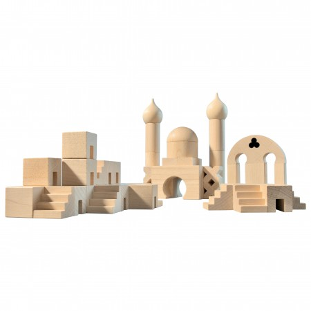 Haba Middle Eastern Building Blocks