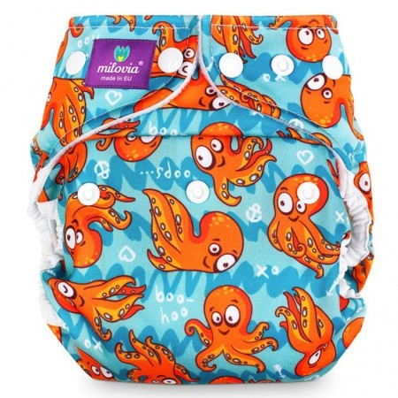 Milovia Silly Octopus One-size Cover