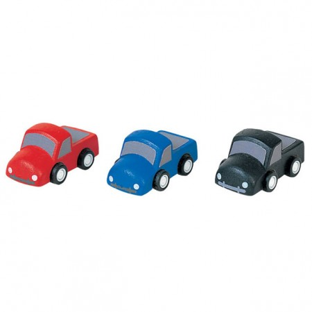 Plan Toys Mini Trucks PlanWorld
