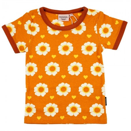 Moromini 70's Flower SS Sweater