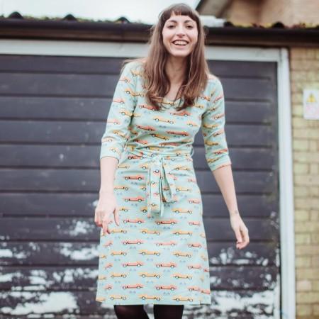 Moromini Adult 70's Dream A-Line Dress