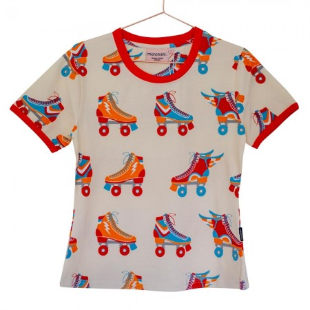 Moromini Adult Roller Disco T-Shirt