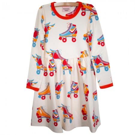 Moromini Roller Disco LS Twirly Dress