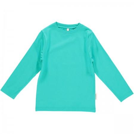 Maxomorra Turquoise LS Top