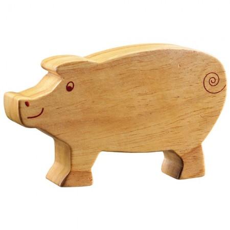 Lanka Kade Natural Plain Pig