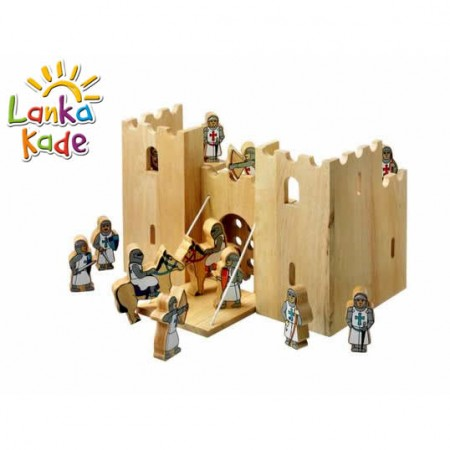 Lanka Kade Castle & Knights Playscene