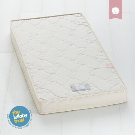 Natural Latex Twist Standard Cot Bed Mattress 70x140