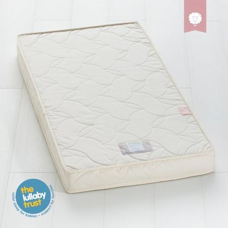 Natural Latex Twist Mamas & Papas 400 Cot Bed Mattress