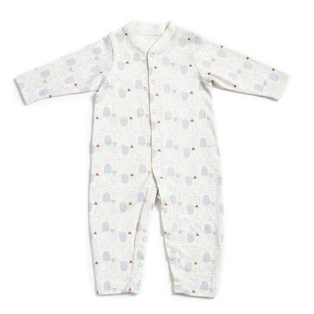 Nature's Purest Footless Sleepsuit - My First Friend