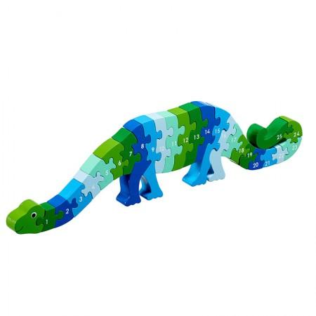 Lanka Kade Dinosaur 1-25 Jigsaw