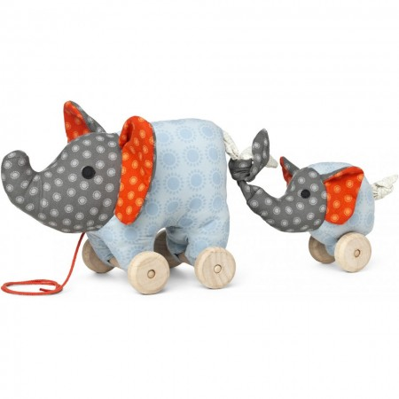 Franck Fischer Norma Elephant Pull Toy