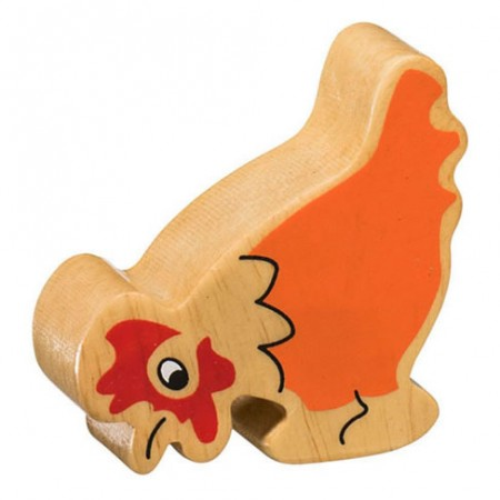 Lanka Kade Orange Hen