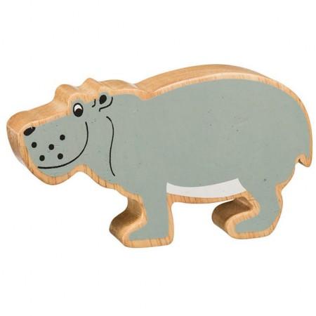 Lanka Kade Grey Hippopotamus