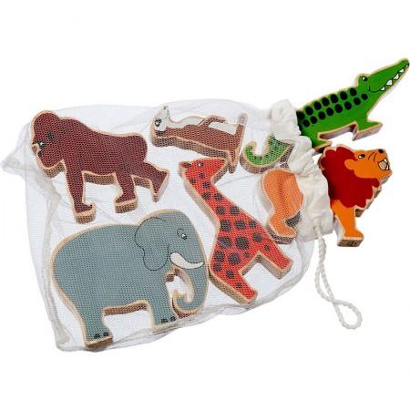 Lanka Kade World Animals - Bag of 6