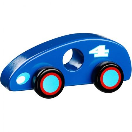 Lanka Kade Blue Car