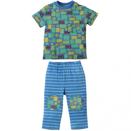 Frugi Farm Days Play Days Outfit