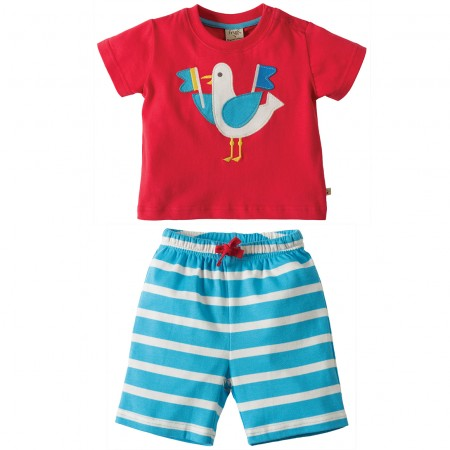 Frugi Seagull Porthleven Outfit