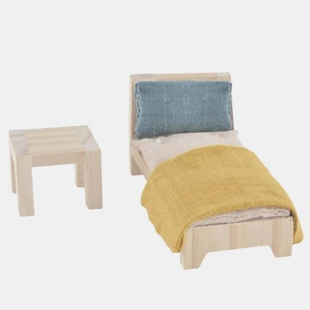 Olli Ella Holdie Single Bed Furniture Set