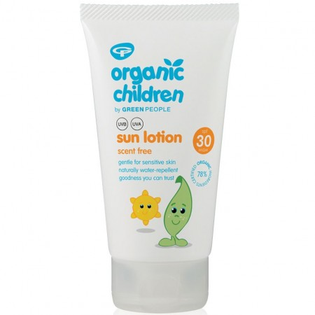 Organic Children SPF30 Sun Lotion 150ml