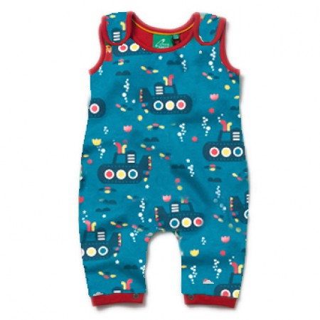 LGR Under The Sea Dungarees
