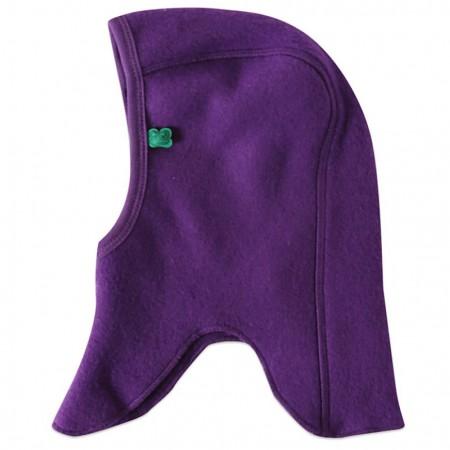 Fred's World Organic Wool Hat Purple