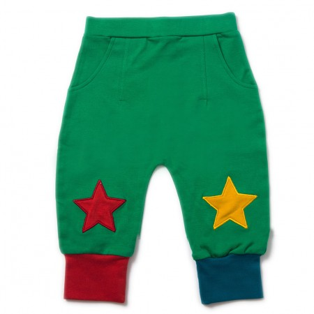 LGR Green Star Joggers