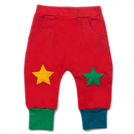 LGR Red Star Joggers
