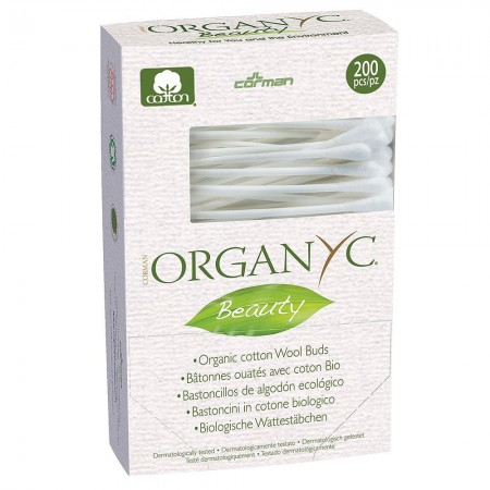 Organyc 200 Organic Cotton Buds