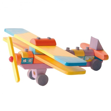 Ostheimer Coloured Aeroplane