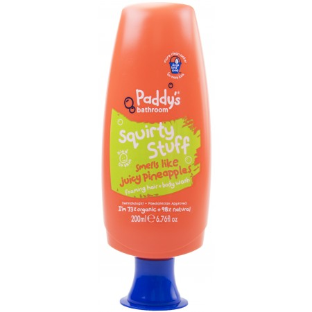 Paddy's Bathroom Juicy Pineapples Squirty Stuff