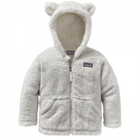 Patagonia Furry Friends Hoody - Birch White