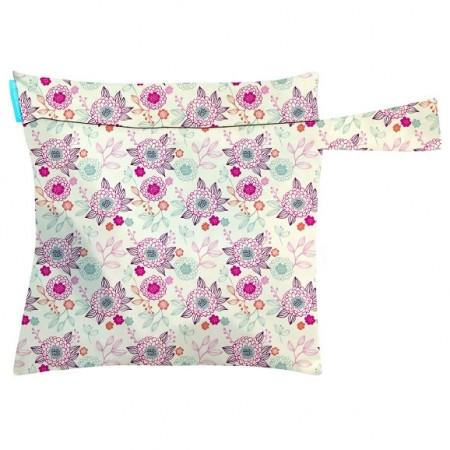 Charlie Banana Tote Bags-Peony blossom