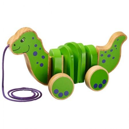 Lanka Kade Dinosaur Pull Along