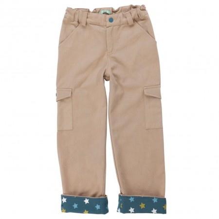 Piccalilly Taupe Trousers