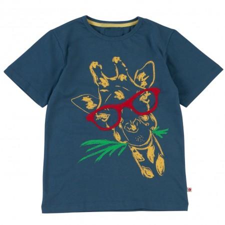 Piccalilly Giraffe SS T-Shirt