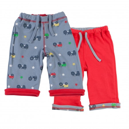 Piccalilly Tractor Reversible Trousers